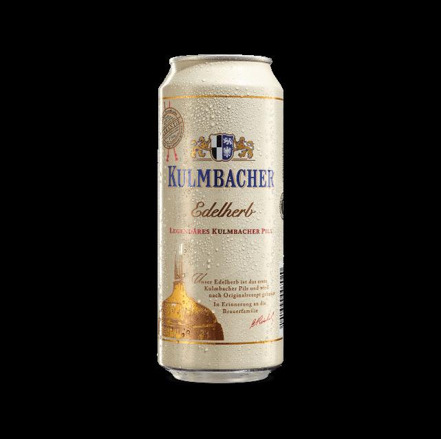 Kulmbacher Edelherb 0,5 Liter Dose