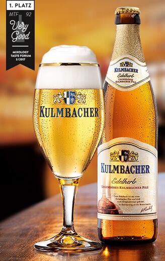 Kulmbacher Edelherb ist Testsieger beim Mixology Taste Forum