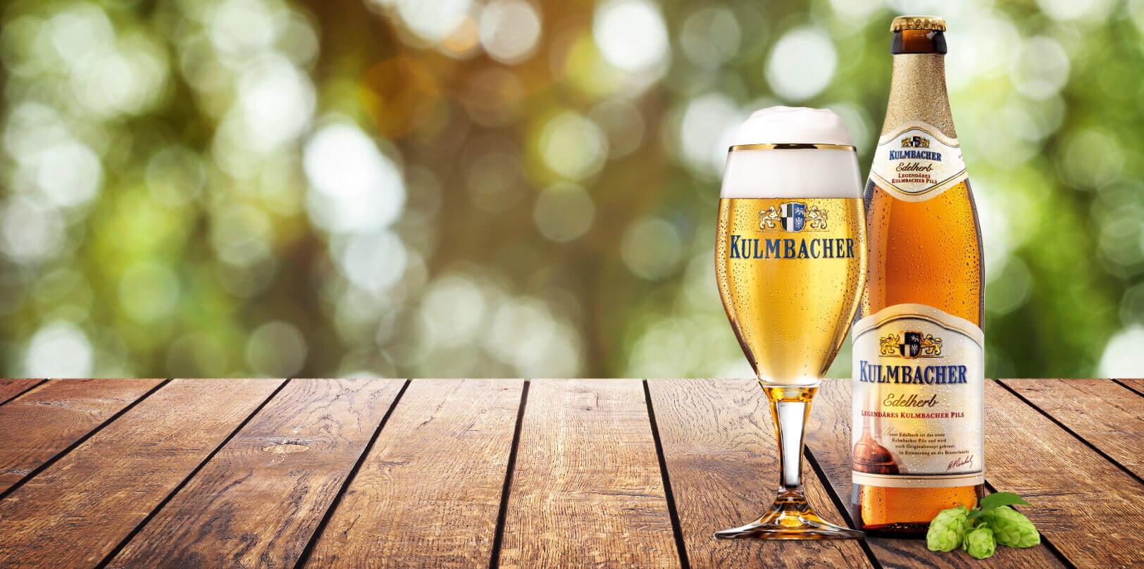 Einfach legendär - Kulmbacher Edelherb