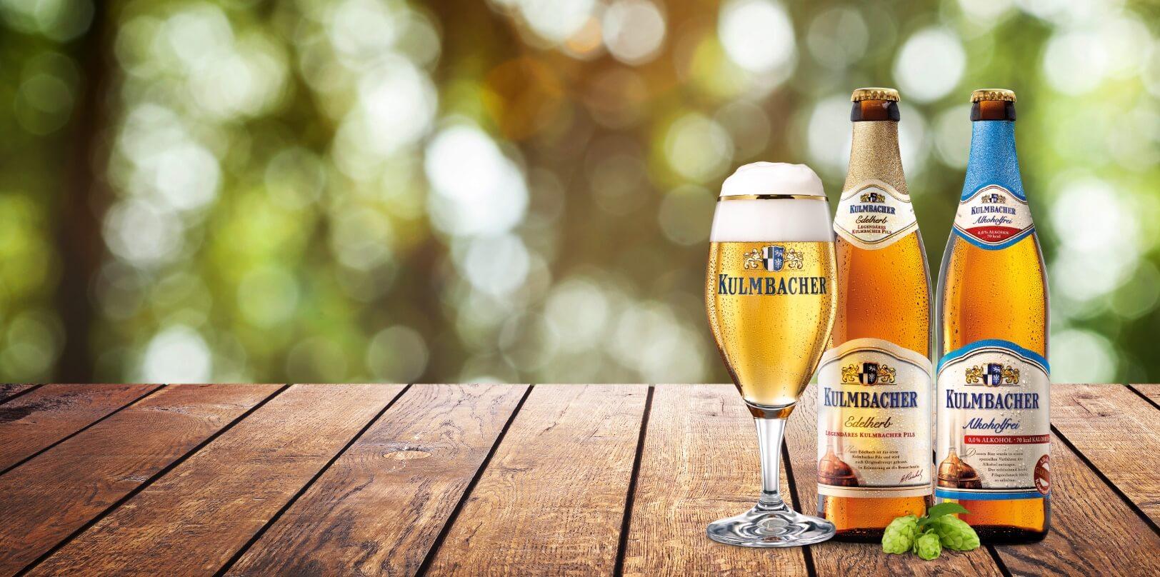 Unsere Biere - Kulmbacher Edelherb
