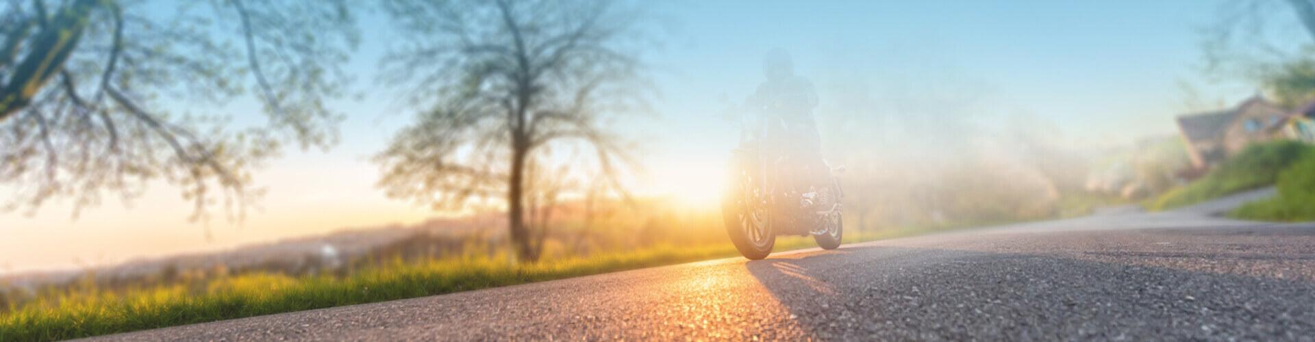 Motorradfahrer - Kulmbacher Alkoholfrei