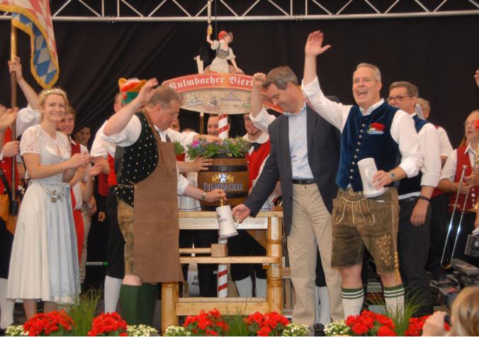 Kulmbacher Bierwoche - Kulmbacher Edelherb