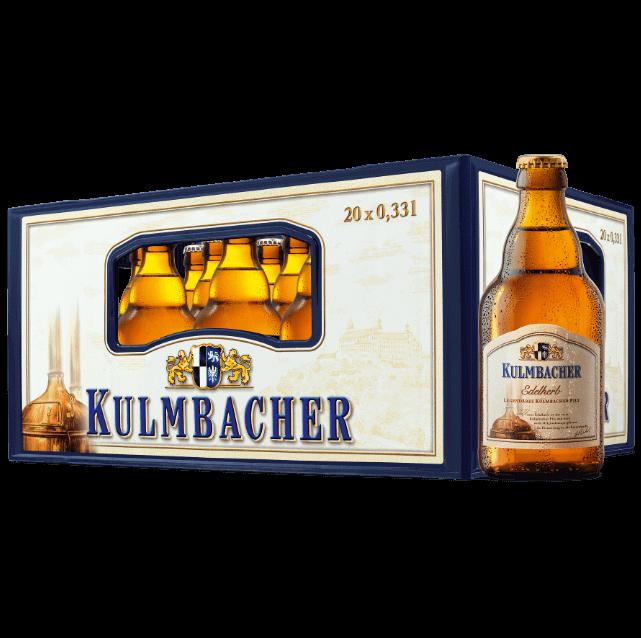 Kulmbacher Edelherb Steinie Kasten
