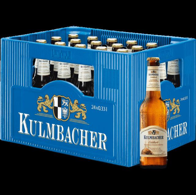 Kulmbacher Edelherb Kasten Longneck