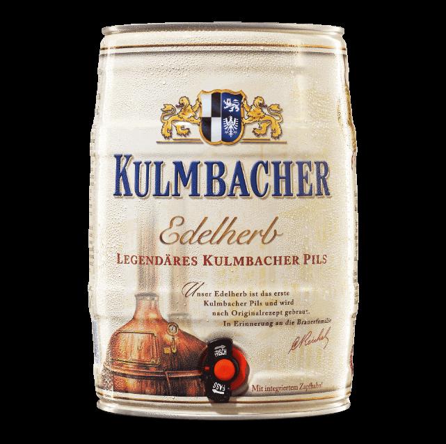 Kulmbacher Edelherb 5 Liter Dose